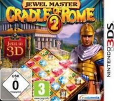 Nintendo 3ds Cradle of Rome 2 alemán OVP impecable