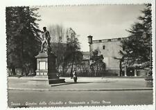 137539 torino giardini della cittadella e monumento a pietro micca