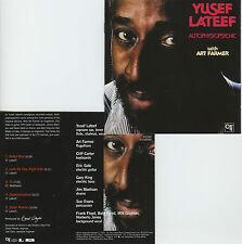 YUSEF LATEEF  autophysiopsychic