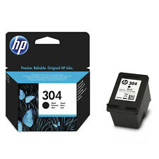 HP 304 Tintenpatrone - Schwarz