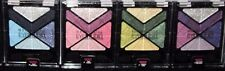 4 x Maybelline EyeStudio Color Explosion Luminizing Eye Shadow 10 15 20 25