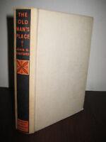 The Old Man's Place John B. Sanford Novel 1st Edition First Printing Fiction