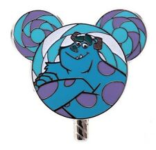 2017 Disney HKDL Lollipop Mystery Tin Collection Sulley Pin