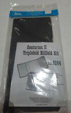 Vintage Tandy Leather Centurion Ii Triplefold Billfold Wallet Kit Set #4064 Nos