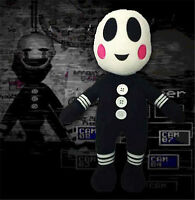 """New FNAF Five Nights at Freddy's Puppet Marionette Clown 13"""" Plush Toy Doll"""