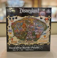 DISNEYLAND PARK BRAND NEW DECORATIVE BOARDER PUZZLE 1000 PIECES *SEALED*