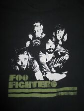 """2007 Foo Fighters """"Echoes, Silence, Patience & Grace"""" Concert Tour (Med) T-Shirt"""