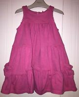 Girls Age 2-3 Years - Next Pink Dress