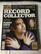 Record Collector Magazine NO. 293 JAN 2004 The Cure , Tom Jones & Blues Fathers