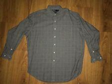 Men's Polo Ralph Lauren Size L - Vintage Classic Prince-De-Galles Pattern