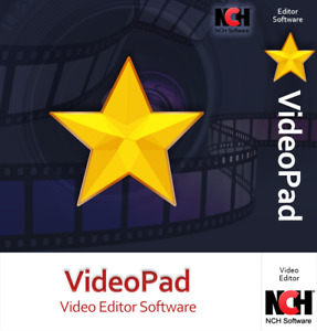 VideoPad - Professional Video Editing Video Editor Movie Making Software