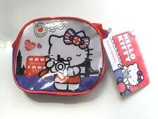 HELLO KITTY MAKE UP BAG, HAND ARM ACCESSORIES MINI PURSE tourist london