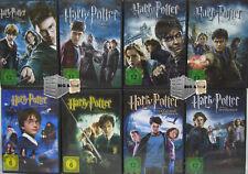Harry Potter - je ein DVD Bundle auswählen - Kult Film - div. Zusammenstellungen
