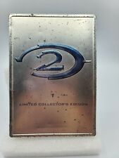 Halo 2 Limited Collectors Edition Xbox Game Complete With Manual TESTED X4
