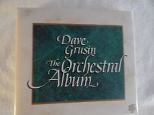 The Orchestral Album by Dave Grusin CD! BRAND NEW PROMO CD! NEVER PLAYED!!