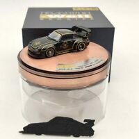 1:64 PGM Porsche 993 RWB Rauh Welt Begriff Diecast Models Limited Edition