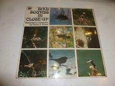 Bird Sounds In Close-Up - 1969 UK four segment mono LP