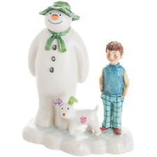 John Beswick The Snowman & The Snowdog The Three Friends Figurine