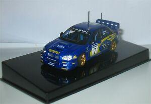 Subaru Impreza WRC - Winner Tour de Corse 2003 - Petter Solberg - AUTOart