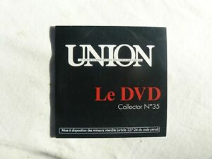 UNION DVD COLLECTOR N°35