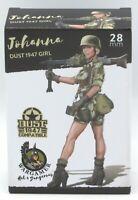 Wargamer HD-28-42 Johanna Dust 1947 Girl [28mm] (Hot & Dangerous) German Female
