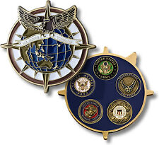 U.S. Pacific Command / Military Branches - USPACOM Challenge Coin