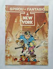 BD - Spirou et Fantasio 39 - Spirou à New York / TOME / JANRY / DUPUIS / TOTAL