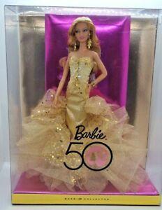 Barbie Collector - 50th Anniversary / Sammler - N4981