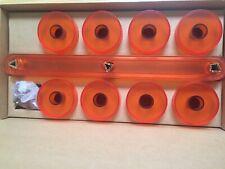Wieszak pomarańczowy. Magis Bridge Orange