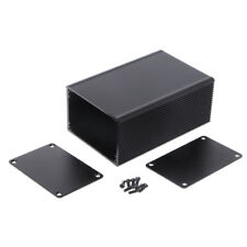 Home DIY Aluminum Case Electronic Project PCB Instrument Box 100x66x43mm