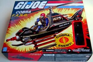 G.I. Joe ARAH Retro Collection Cobra F.A.N.G. FANG|MINT SEALED BOX|FREE SHIPPING