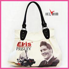 ELVIS PRESLEY WOMEN'S GIRL'S HANDBAG SHOULDER BAG & TOTE PURSE