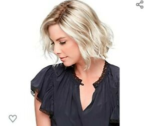 Jon Renau Smartlace Mara Ray Color 56F51 Hand Tied/Lace Front Belle of Hope