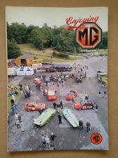 November Enjoying Mg Cars, 1970s Magazines