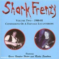 Shark Frenzy / Richie Sambora - Volume Two 1980-81 CD NEU