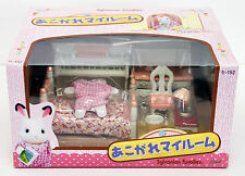 JP Sylvanian Families SE-152 Girls Children Room Set