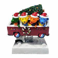 Grateful Dead Dancing Bears Holiday Van Bobblehead Other