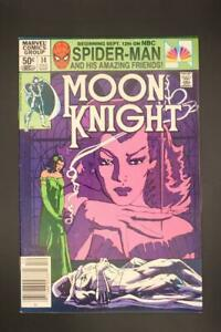 Moon Knight # 14 - NEAR MINT 9.4 NM -  MARVEL Comics