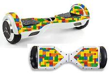 Lego Brick Sticker/Skin Hoverboard / Balance Board Hover1