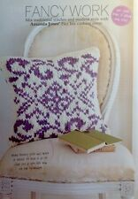 Knitting Pattern for Fair Isle Cushion