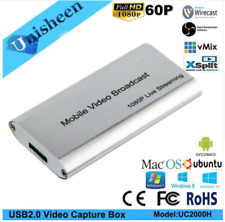 HDMI USB3.0 1080P Video Captrue Dongle Game Live Stream Broadcast OBS/vMix/Wire