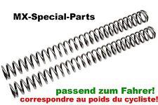 KTM SXF 250 SX F # MOLLA FOURCHE avec taux D'éLASTICITé Correspondant >