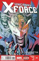 Uncanny X-Force #17 Comic Book 2014 NOW - Marvel