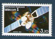 TIMBRE 2333 NEUF LUXE XX - SATELLITE DE TELECOMMUNICATIONS TELECOM 1