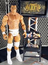 ALBERTO DEL RIO LOOSE MATTEL WWE BASIC SERIES 12 WRESTLING ACTION FIGURE FREE SH