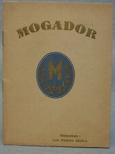 Thêatre MOGADOR - LA VIE PARISIENNE Opéra-Bouffe en 4 actes - programme 1934