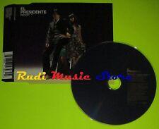 CD Singolo EL PRESIDENTE Rocket Uk 2005 SONY BMG 82876743032 mc dvd (S6)