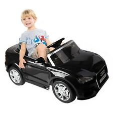 Kids Ride On Car Toy 12V Child Toddler Electric Battery Powered Black Audi A3
