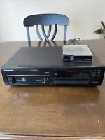 Pioneer PD-M502 Disc Player 6 CD Changer Cartridge Great Condition 2 Cartridges