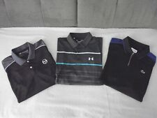 Sergio Tacchini - Under Armour - Lacoste Poloshirts, Casual !! Gr. L-XL, TOP!